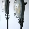 Pair of Industrial Floor Lamps4