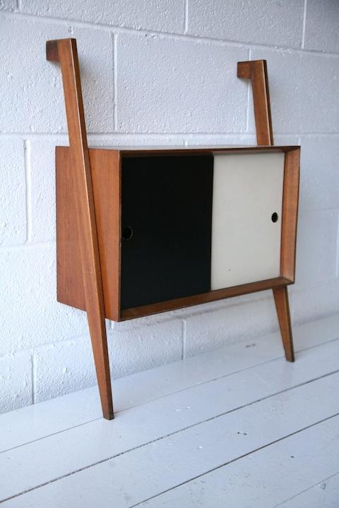 Small Rare 1950s Cabinet