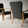 Pair of Bentwood Chairs by Eric Lyons 2