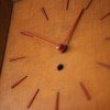 Smiths Wooden Wall Clock 2