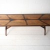1960s Rosewood Heals Coffee Table 1