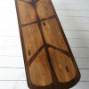 1960s Rosewood Heals Coffee Table 2