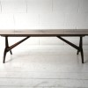 1960s Rosewood Heals Coffee Table 4