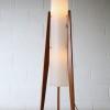 1960s White Rocket Lamp