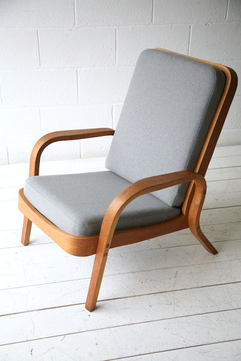 Eric Lyons Oak Chair