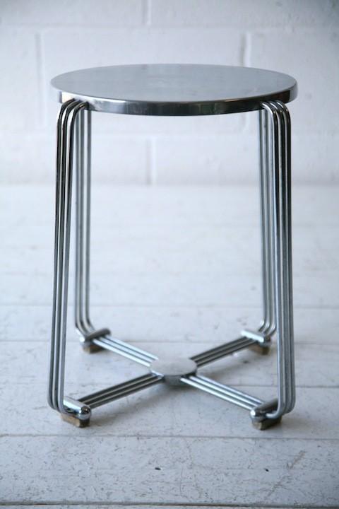 Vintage Art Deco Side Table2
