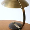 Vintage Brass Desk Lamp by Hillebrand