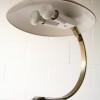 Vintage Brass Desk Lamp by Hillebrand3