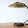 Vintage Brass Desk Lamp by Hillebrand5