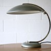 Vintage Silver Desk Lamp by Hillebrand5