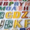 06 Plastic 1960s Shop Letters