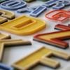 06 Plastic 1960s Shop Letters 2
