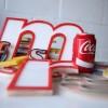 15 Vintage Plastic 1960s Shop Letters2