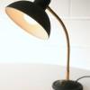 1950s Black Desk Lamp2 1