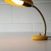 1950s Yellow Italian Desk Lamp2