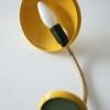 1950s Yellow Italian Desk Lamp4