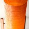 1960s Orange Rocket Lamp1