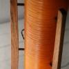 1960s Orange Rocket Lamp2