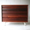 1960s Rosewood Chest of Drawers 1