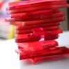 21 Vintage Plastic Shop Letters 4