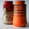 Pair of 1960s West German Vases1