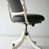 Tansad Leather Desk Chair