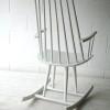 Vintage Danish Rocking Chair3