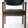 Vintage Teak Desk Chair2