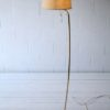 1950s French Brass Floor Lamp3