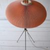 1950s French Pleated Floor Lamp 5