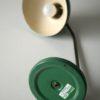 1950s Green Brass Desk Lamp1