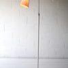 1950s White Chrome Floor Lamp1