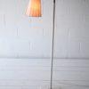 1950s White Chrome Floor Lamp2