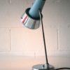 1960s Blue Italian Desk Lamp1