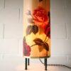1960s Fibreglass Floor Table Lamp3
