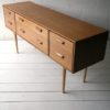1960s Oak Chest of Drawers by Stag