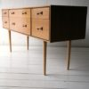 1960s Oak Chest of Drawers by Stag1