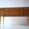 1960s Oak Chest of Drawers by Stag2