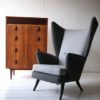 1960s Rosewood and Teak Chest of Drawers by Elliots of Newbury5