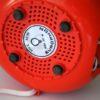 Europhon Lamp Radio by Rampoldi Seltnes 1970 2