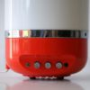 Europhon Lamp Radio by Rampoldi Seltnes 1970 4