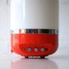 Europhon Lamp Radio by Rampoldi Seltnes 1970