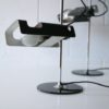 Spider Table Desk Lamps by Joe Colombo for Oluce2