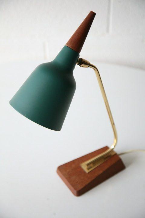 Rare 1960s Desk Lamp by Kaiser Leuchten Germany