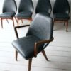 Set of 5 Ben Chairs
