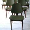Set of 6 Teak Dining Chairs by Elliots of Newbury2
