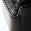 Vintage Brown Leather 2 Seater Sofa by Vatne Mobler2
