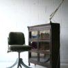 Vintage Glass Bookcase by Minty2