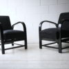 1930s Art Deco Reclining Armchairs 3