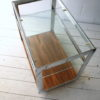 Chrome and Rosewood Trolley by Merrow Associates 3